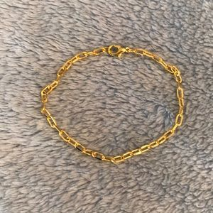 Jewelry - Gold filled bracelet